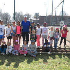 Sport - Tennis holiday clinics