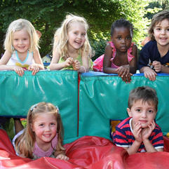 Playground - Open morning at Clamber Club Ferndale
