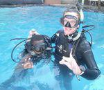 Scuba Diving Birthday Parties @ Urban Dive Centre - Scuba Diving  Birthday Parties... Come explore our underwater shipwreck and treasure.