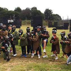 BZRK Paintball - Paintball for kids & adults, party venue, paintball birthday parties, team building, bachelor/bachelorette parties