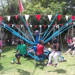 Kids go Round - Mini merry go round rides and carousels for hire