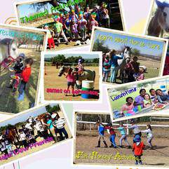 Holiday Programs - New Horse Haven pony camps