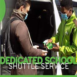 Rubix Shuttles & Transfers - Our team will look after your children just as you would, by offering a safe, convenient, dependable and value for money shuttle or individual transfer service
