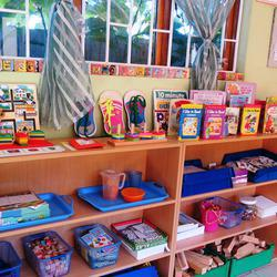 Abacus Kidz Pre-School - We have fully equipped classrooms, with traditional and Montessori nursery school equipment, a dietician approved menu which caters for all ( incl Muslim & Hindu) & 24 hr CCTV cameras