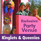 Kinglets and Queenies-