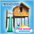 The Wood Workshop-Treehouse