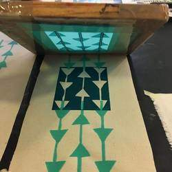 Yda Walt Studio - Iconic South African artist and textile designer Yda Walt offers a variety of courses in textile and photographic screenprinting