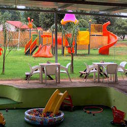Eden East Rand - Party venue & coffee shop, with big play area, animals & pizza-making for kids