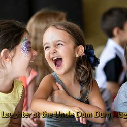 Uncle Dum Dum the Magician - Uncle Dum Dum the Magician, The Cleverest Magician in the World. Offering a delightful magic show for kids & parents to enjoy!
