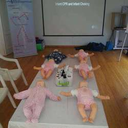 1stCPR - First aid and CPR training by a passionate mommy and emergency care practitioner