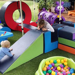 Baby/toddler - Toptots Classes