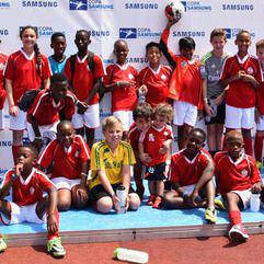 Sport - Sandton Warriors Training (6-10yrs)