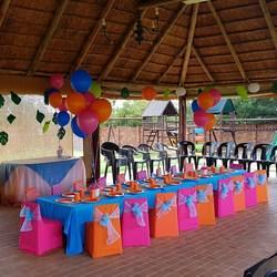 Kyalami Venue - An ideal venue for childrens parties with entertainment, decor and photography