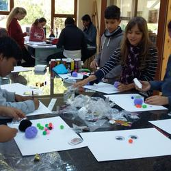 Tassy's Holiday Arts & Crafts Camp - Holiday Art Camp - Painting and Crafts. Beat the holiday boredom & Let your kids unlock their creative talents by sending them on an amazing journey into the creative world of art this Holiday.