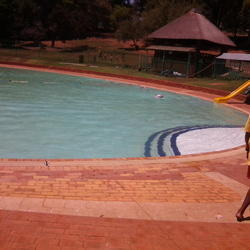 Little Falls Pleasure Resort - Outdoor public swimming pool and kiddies paddle pool with picnic area  braai facilities showers and a water fall and nature trail.