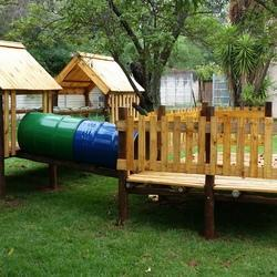 Jungle Jim - Superior Quality Wood and Steel Playgrounds