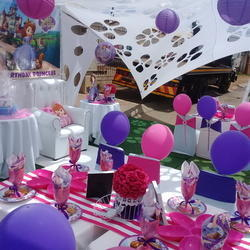 Kiddies Fabulous Parties - We offer a customized party planning service and strive to create a unique party for your child. The aim is to keep your needs and budget in mind
