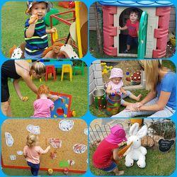 Clamber Club Olivedale - Clamber Club classes for babies and toddlers.  Exciting and FUN sensory motor program.