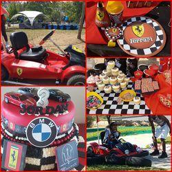 Mini-Trac Karting - Electric go-karting - pop in and ride or book your birthday Party. Full themed parties available.