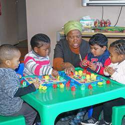 Chirpy Chicks Edu Care Centre - Registered nursery school offering aftercare, daycare facilities as well as holiday care, in Linmeyer.