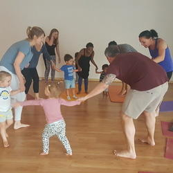 Yoga Warrior - Yoga classes for Moms,  Pregnancy Yoga, Mommy & Baby Yoga, Kids Yoga, Mommy & Toddler Yoga, and Yoga Playdates (4-8), Kids Yoga