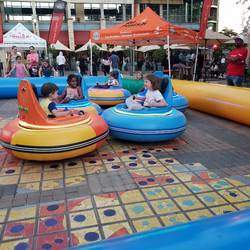 IP Amusement Rides - Fun-filled bumper car rides and entertainment for hire for kids, families and friends at the place of your convenience