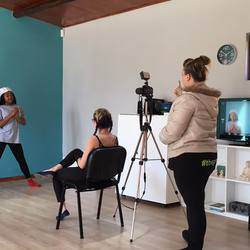 The Green Room Collaboration - A fun and safe space to explore as an actor. We offer: Performance Coaching, Physical Theatre Training, Writing, and Directing