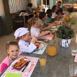 Kidchen Concepts - Here's a kids  cooking club for budding little cheflings and a place you can have your cooking birthday parties or participate in a mom & toddler classes or come to our holiday programs. Lots to choose from.