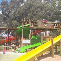 Cedar Junction Family Resort - Waterpark and Train Theme Park with 4 swimming pools, 16 waterslides, 2 mini trains,  party venues, family outings,  school outings,  corporate events and markets
