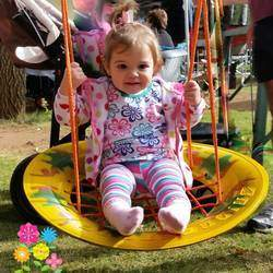 Tyre Toys - Playground equipment made from rubber tyres: Beautiful Swings (7 different ones), See Saws, Dog and Cat Beds, Bird Feeders, Veggie Planters