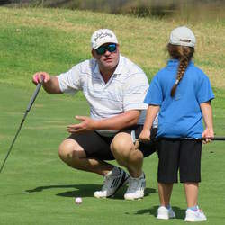 Future Golfers - Introductory golf lessons for boys and girls aged 3 - 13 years