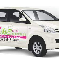 4ME Shuttles - School transport shuttle services including after care and extra murals.