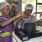 House Of Ernestina - House of Ernestina provides kids cooking classes and holiday cooking club. This is where the children get exposed to different flavors of food.