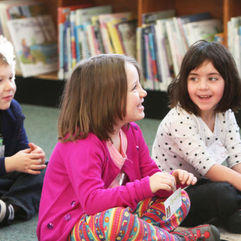 Storytime - Olivedale Library Storytime