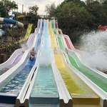 Hennopspride Lifestyle Resort - Water park for the whole family. Family accommodation with swimming pools, slides, jumping pillow, braai areas, swim, hiking