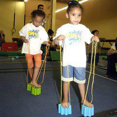 Sport - Tiny Tumbles holiday program