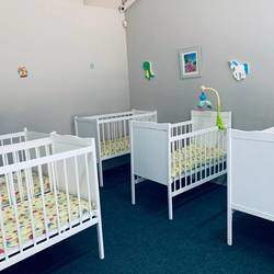 Waterford Junior Academy  - Creche, pre-school and nursery school with CCTV cameras, a spacious and well-equipped facilities include an outdoor sensory garden and a soft play room