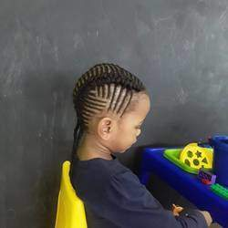 AfroKids Salon - Open during COVID-19: Kids Hair Salon that specialises in Ethnic kids hair but also  Caucasian hair, Interactive and Fun Environment PLUS  Kids Pamper Parties with manicures, pedicures and facials.