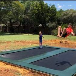 Sky Trampolines cc - Trampolines, exercise, fitness, weight loss, playground equipment, outdoor kids play , trampoline repairs, trampoline covers, trampoline springs.,