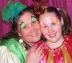 Clowns Are Fun - Entertainers for parties and functions: Balloon sculpting,magic show, Facepainting, stilts. etc