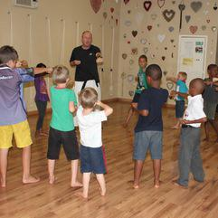 Extra Murals - Expressions Kid Club karate classes