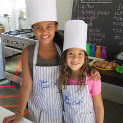 Cooking/baking - Bright Young Chefs wacky workshops