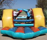 Bevs Jumping Castles and Adventure Parties - A large variety of jumping castles for hire, 24hrs a day, 7 days a week.