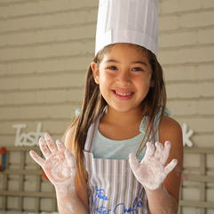 Holiday Programs - Bright Young Chefs holiday club