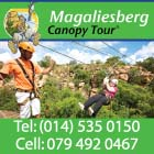 Sparkling Waters Hotel & Spa - Magaliesburg Canopy Tour