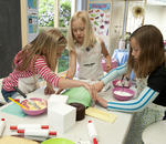 Little Cooks Club - The first original cooking school for children & families from 2-15 yr olds, adults and domestics