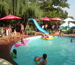 Stonehaven on Vaal - Family friendly garden restaurant with playgrounds on the vaal river  and children's party venue.