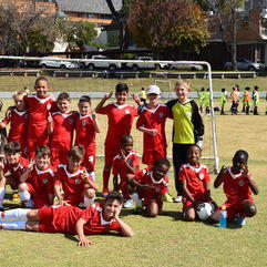 soccer - Registration week at Wanderers Warriors