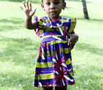 Natural�1 - Designers of Kids African Print Clothing with a Touch of 100% Cotton or Denim for All Occasions.