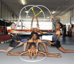Resilience Gymnastics & Kick-boxing Club  - Gymnastics for fun and competition for boys and girls-Artistic and rhythmic, tumbling, kick boxing also offered